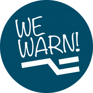 Logo we warn1